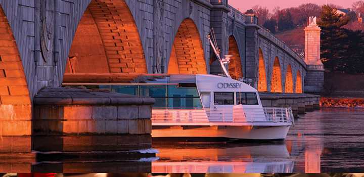 90th Celebration Dinner Cruise On The Potomac Aboard the Odyssey